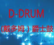 D-DRUM(戴多姆)爵士鼓
