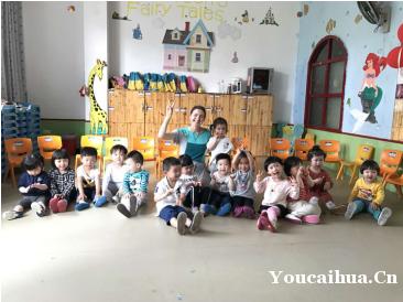 温州爱科美语 全美语国际幼儿托班