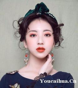 杭州学化妆学美甲学半永久可安排住宿