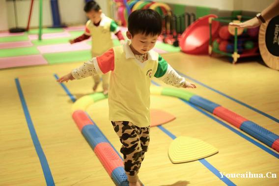 西湖区 感统训练 7-12周岁 学习能力发展班