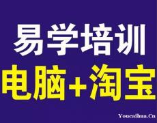杭州九堡哪里有专业淘宝培训电脑培训