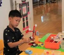 西湖格物斯坦机器人培训 Scratch机器人培训三墩中心