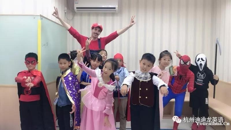 西湖幼儿英语培训